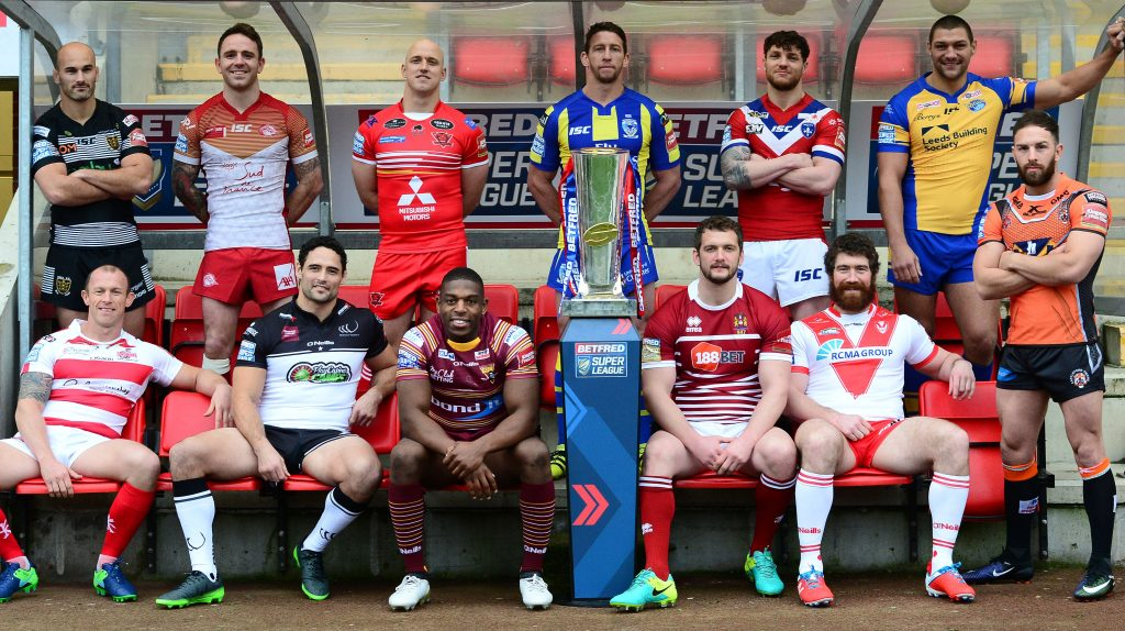 Super League Season 2018 Begin