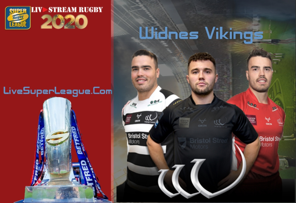 Live Widnes Vikings