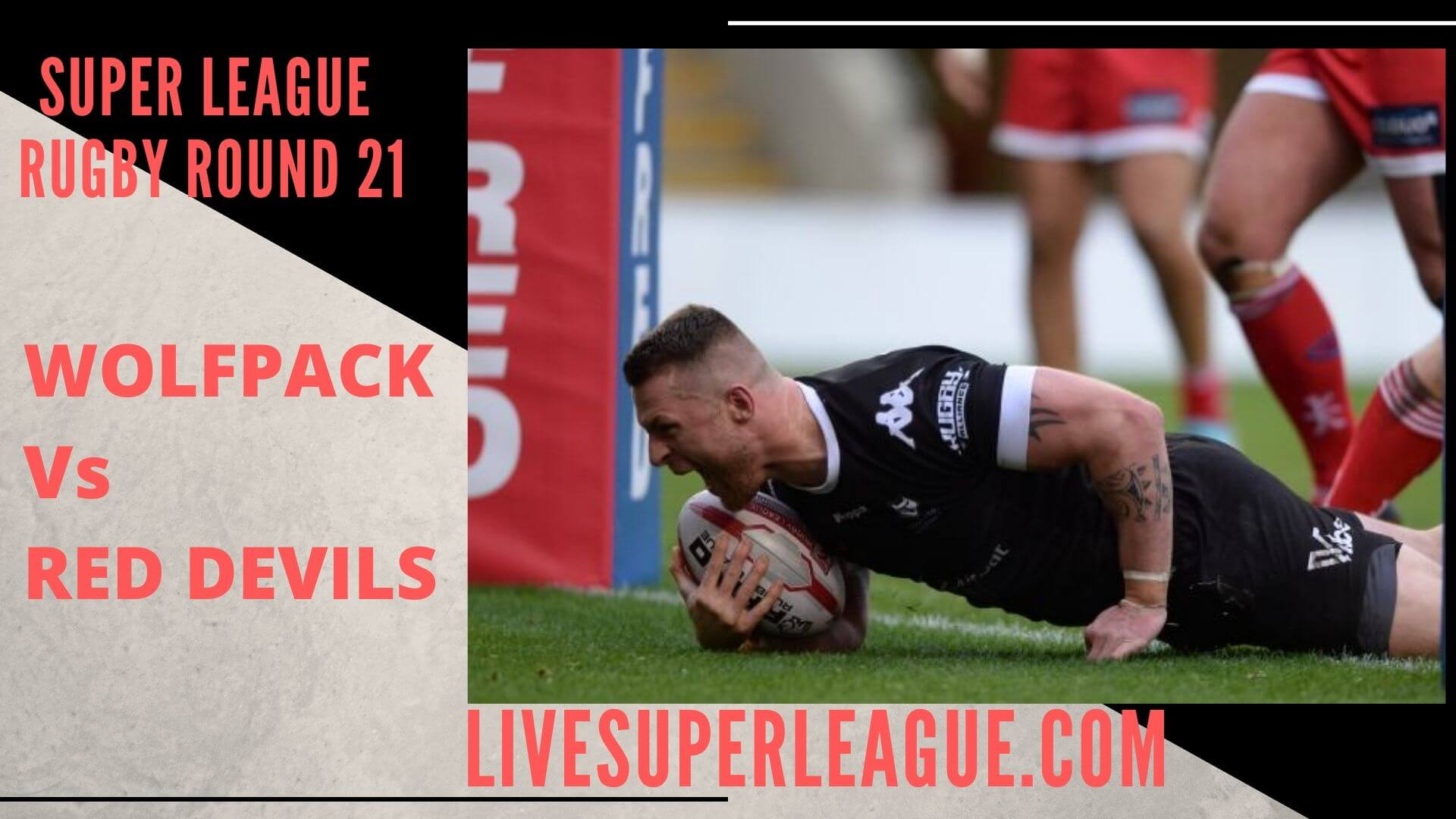 Toronto Wolfpack Vs Salford Red Devils Live Stream | Round 21: Full Match Replay