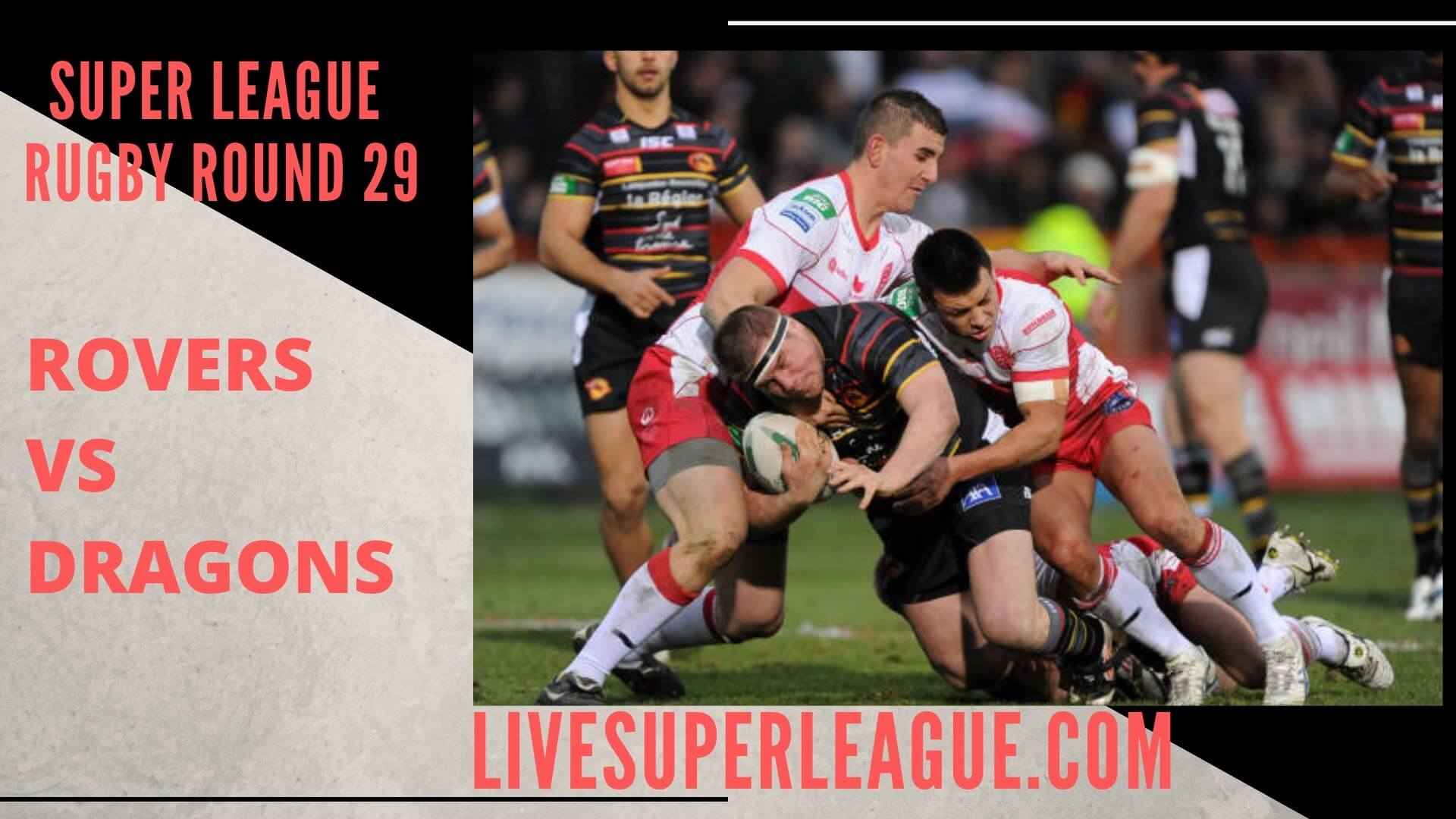 Hull Kingston Rovers Vs Catalans Dragons Live Stream | Round 29: Full Match Replay