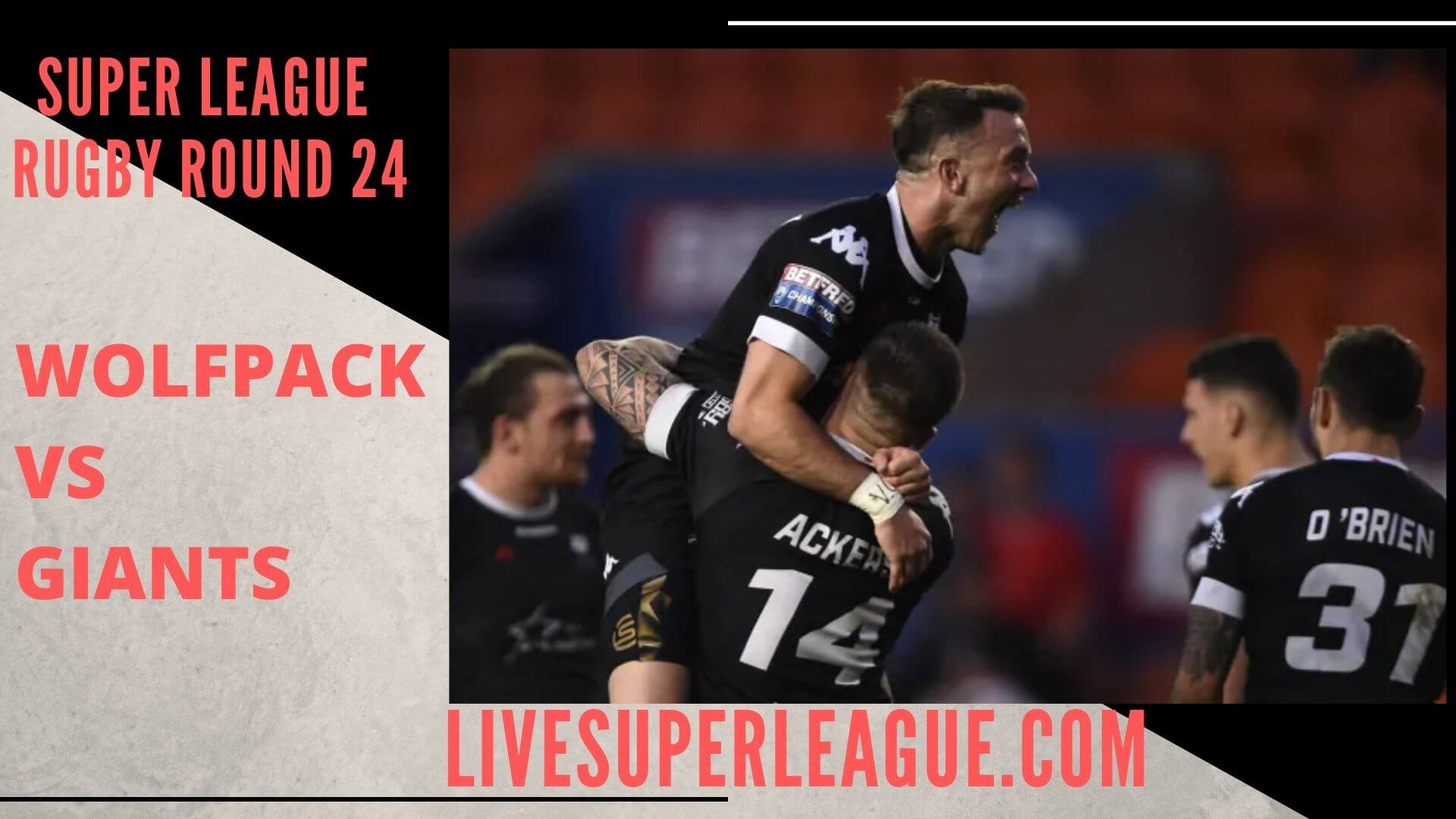 Toronto Wolfpack Vs Huddersfield Giants Live Stream | Round 24: Full Match Replay