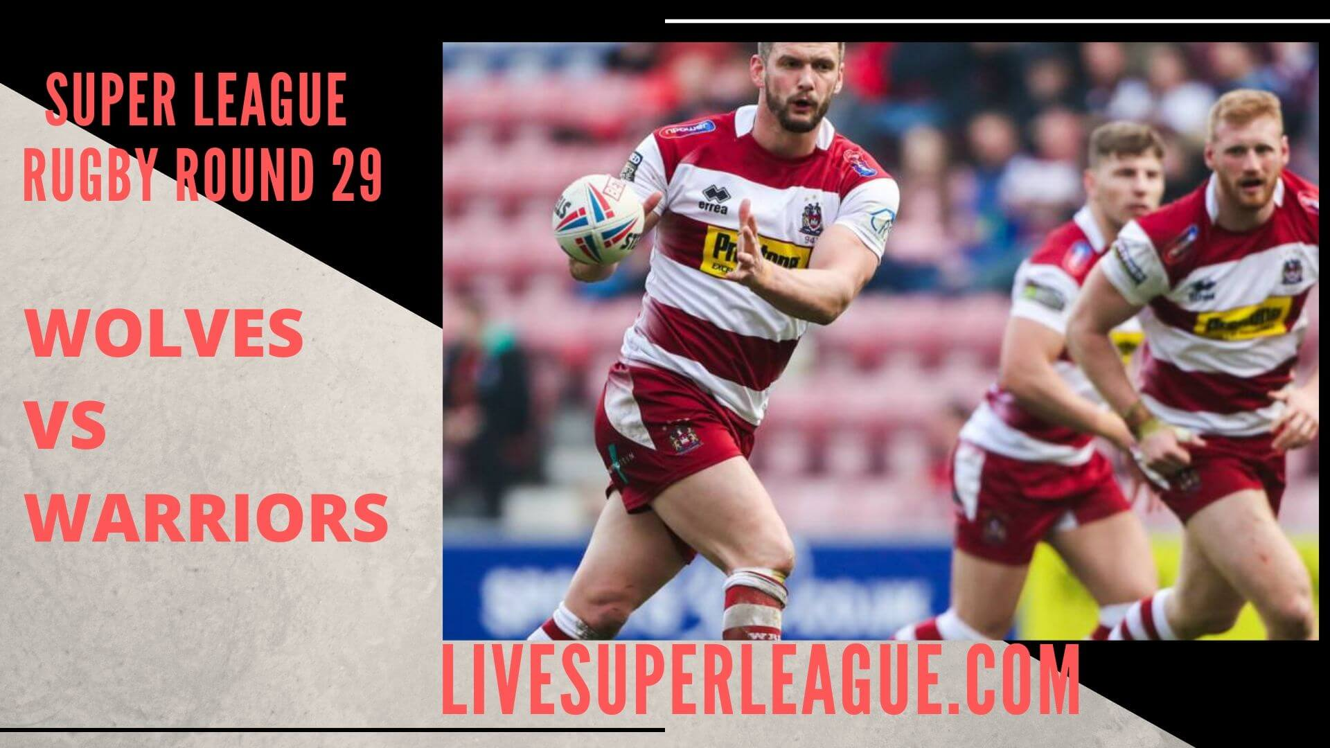 Warrington Wolves Vs Wigan Warriors Live Stream | Round 29: Full Match Replay