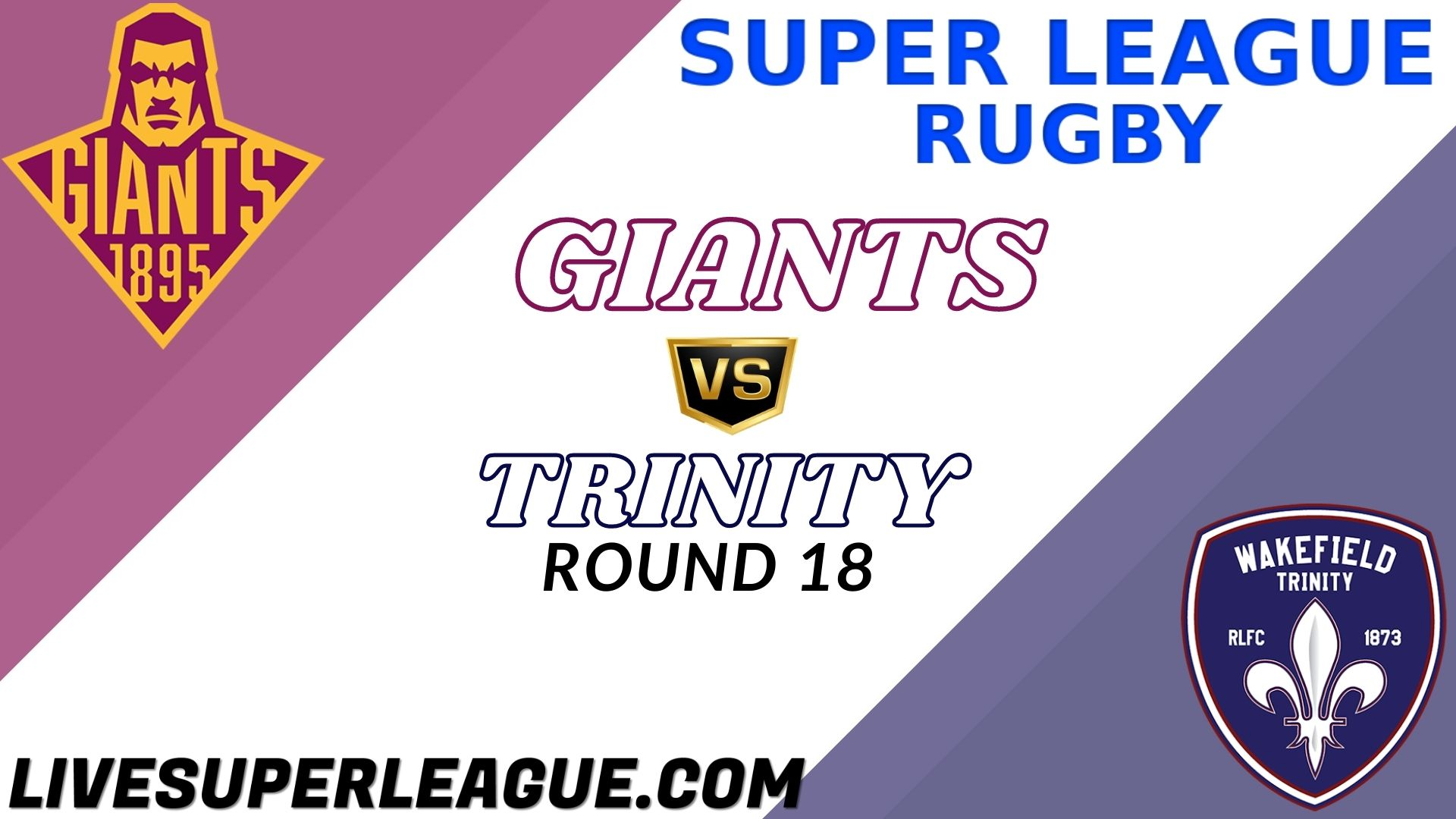 Giants Vs Trinity RD 18 Live Stream 2021 | Full Match Replay