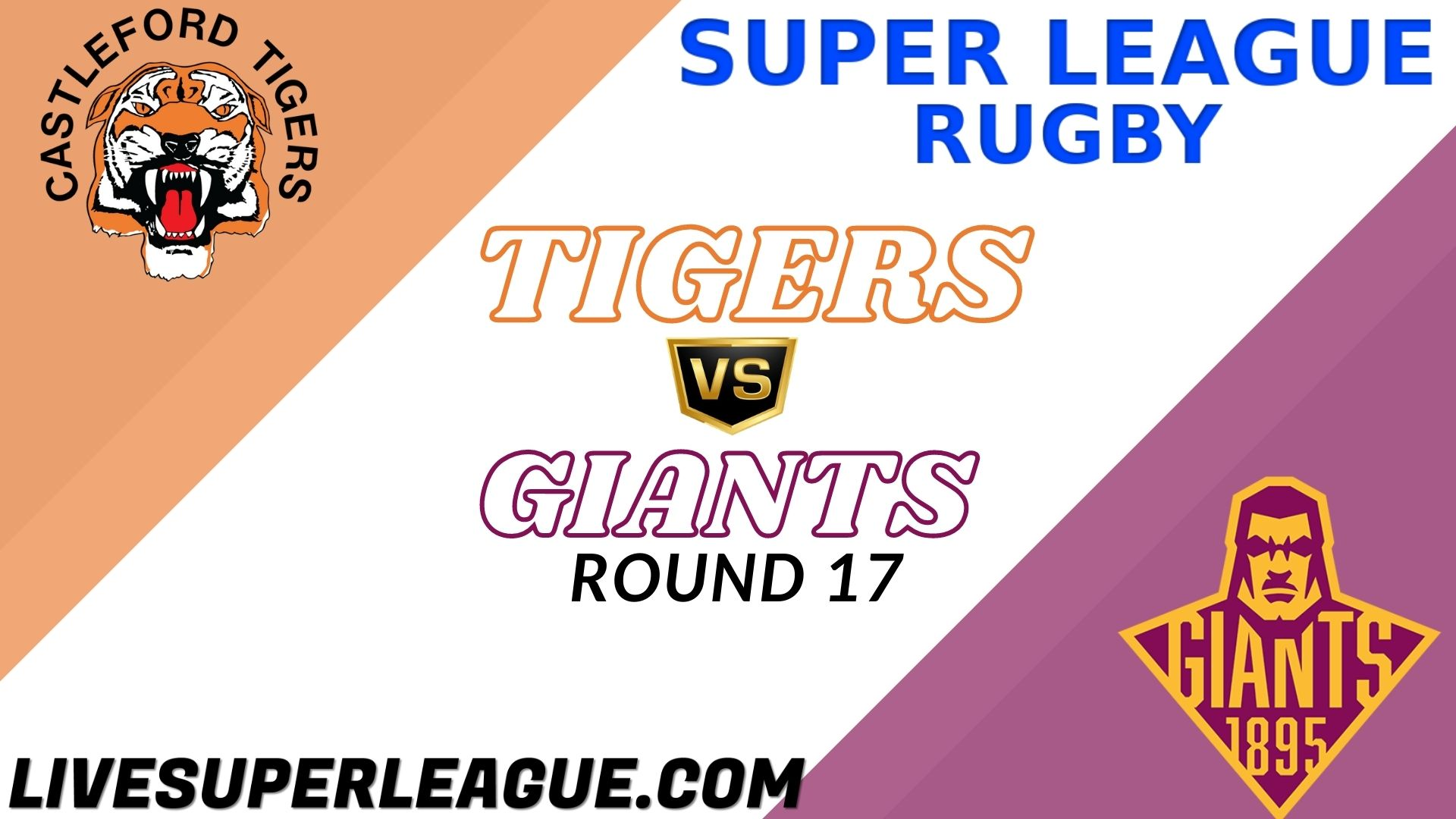 Tigers Vs Giants RD 17 Live Stream 2021 | Full Match Replay