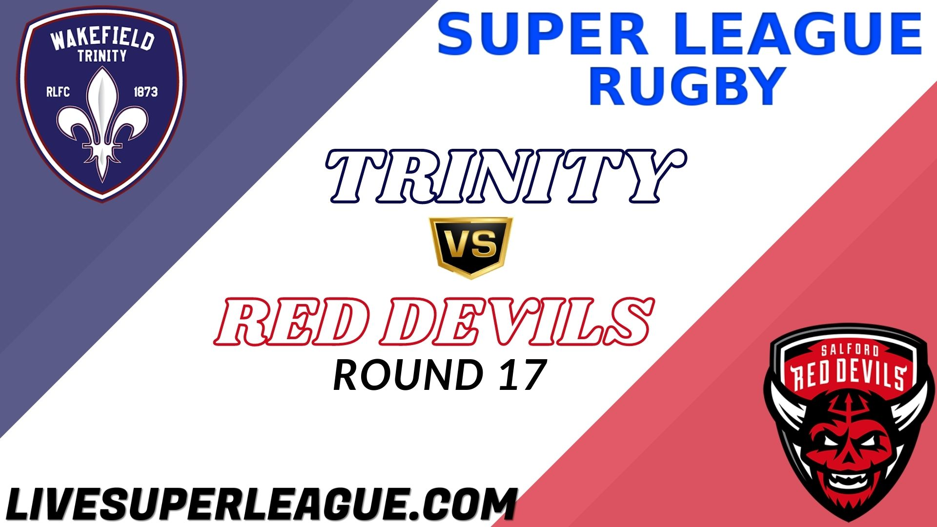 Trinity Vs Red Devils RD 17 Postponed 2021 | Full Match Replay