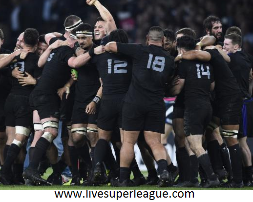Australia vs New Zealand Rugby Live