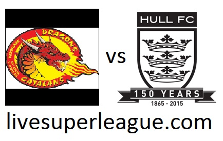 Live Hull FC VS Catalans Dragons Coverage