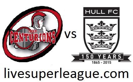 Watch Hull FC VS Leigh Centurions Online