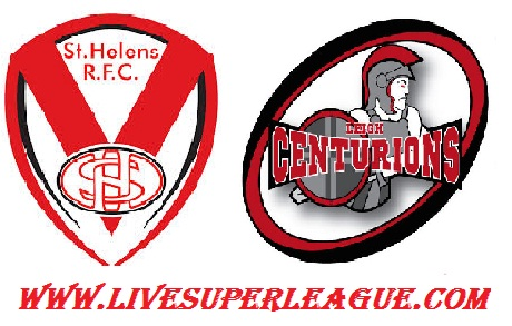 Live St Helens VS Leigh Centurions Broadcast