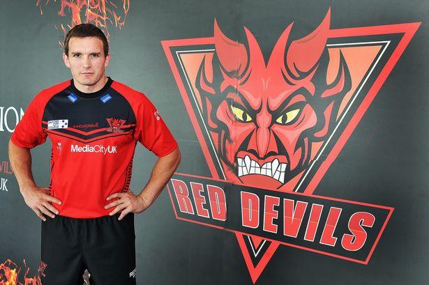 Live Salford Red Devils