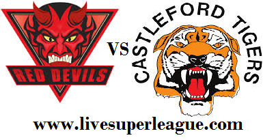 Live Salford Red Devils VS Castleford Tigers Telecast