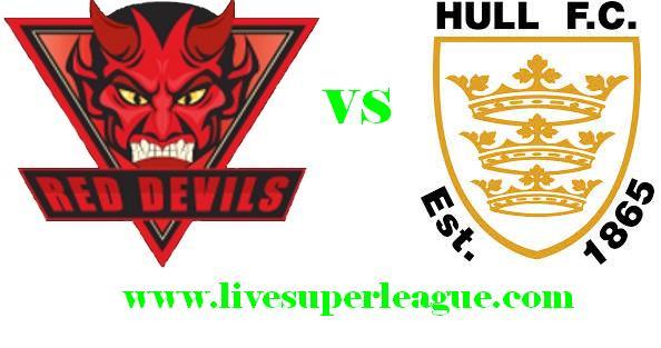 Watch Salford Red Devils VS Hull FC Online