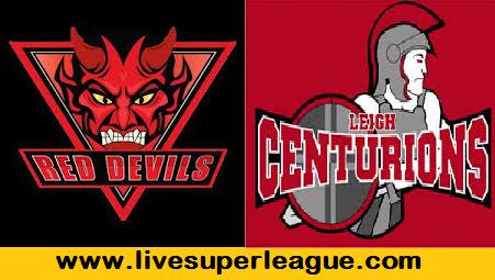 Watch Salford Red Devils VS Leigh Centurions Online