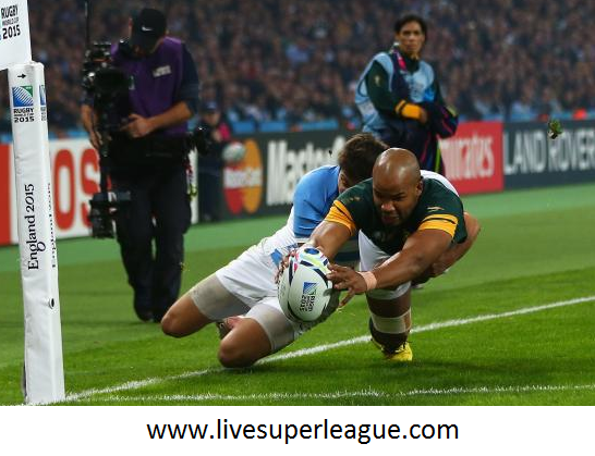 South Africa vs Argentina Live Rugby Stream