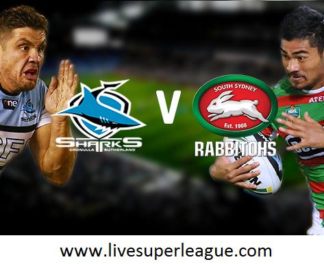Watch Rabbitohs vs Sharks NRL 2016 Online