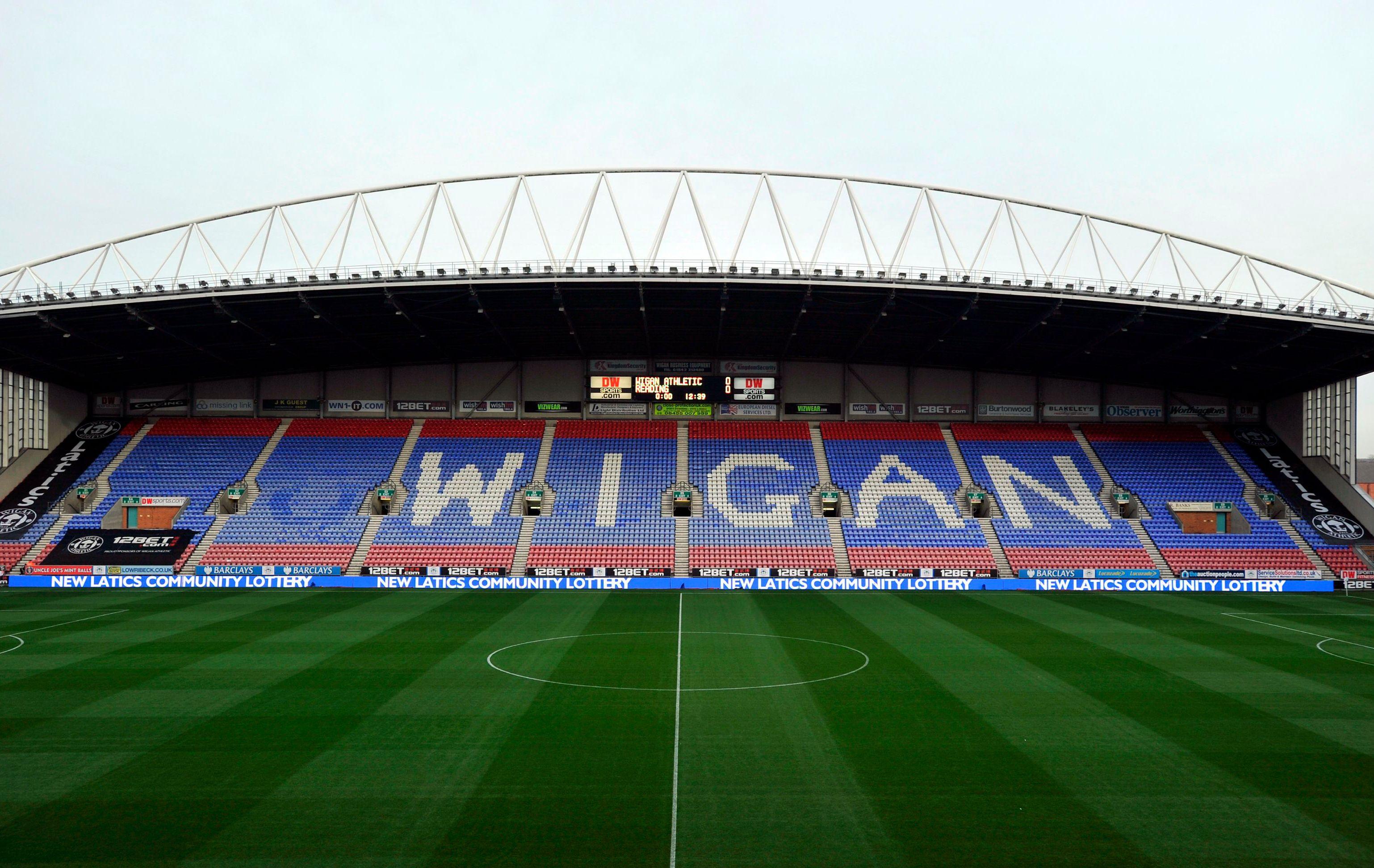 Live Wigan Warriors