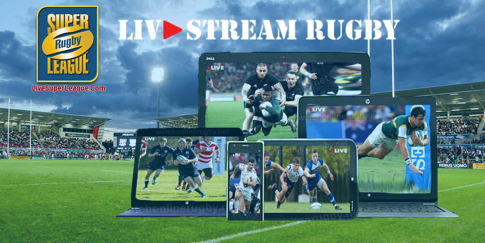Live Super League: Watch Rugby Super League 2021 Stream Online slider